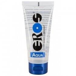 Lubrifiant vaginal et anal Eros Aqua - 100 ml