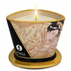 Bougie de massage Lueur et Caresse Vanille - 170 ml
