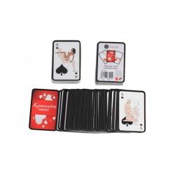 Mini Jeu de Carte Erotique - 54 cartes
