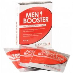 MenBooster Gel d'érection - 6 dosettes