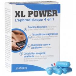 XL Power Erection - 20 gélules