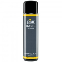 Lubrifiant Pjur Basic au Silicone  - 100 ml