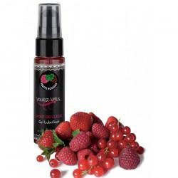 Lubrifiant Sport de Glisse Saveur Fruits Rouges - 35 ml