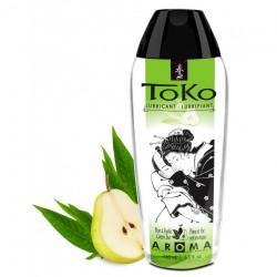 Lubrifiant Toko Aroma Poire / Thé Vert - 165 ml
