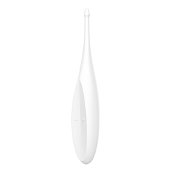 Vibromasseur Twirling Fun - Blanc