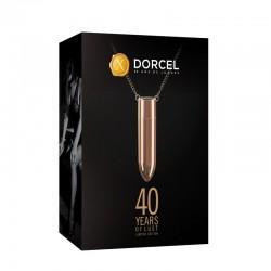 Vibromasseur Dorcel Discreet Pleasure - Or