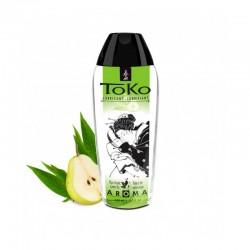 Toko Aroma Poire et Thé vert exotique - Lubrifiant 165 ml
