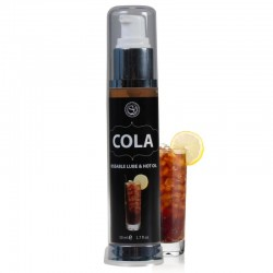 Lubrifiant effet chaud Coca Cola 50ml 3537