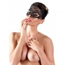 Masque Noir brodé