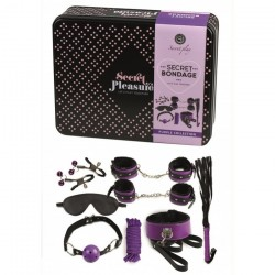 Coffret Secret Bondage Pourpre